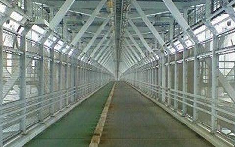 【向島】二番目の島、因島へつなぐ橋「因島大橋」