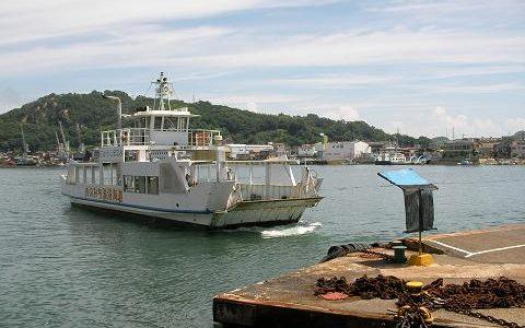 【尾道】しまなみ海道の旅のスタートは向島までの渡船がおすすめ「尾道水道」
